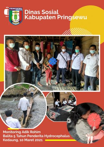 Monitoring Adik Rohim, Balita Penderita Hydrocephalus
